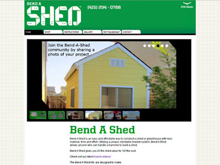Bend A Shed